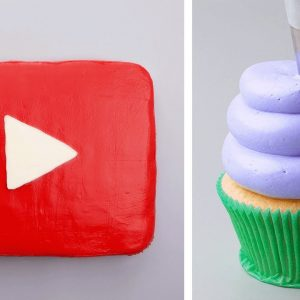 Top 10 Cupcake Decorating Ideas #2 | FUN and Easy Cake Recipes | Yummy Chocolate Cake Tutorials