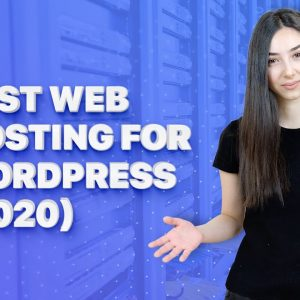 Best Web Hosting for WordPress (2020) 🚀