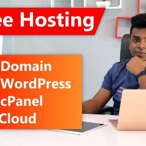 [TOP 9] Lifetime Free Hosting + Free Domain + Wordpress With cPanel Companies 2020
