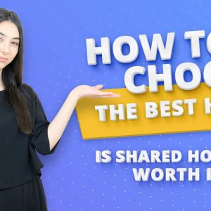 Shared WordPress Hosting: How to choose the best host