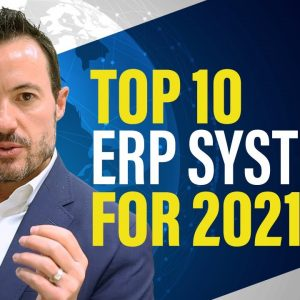 Top ERP Systems for 2021 | Best ERP Software | Ranking of ERP Systems | Top ERP Vendors
