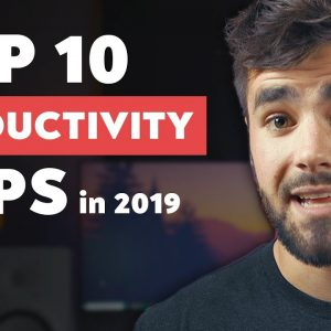 The 10 Best Productivity Apps in 2019