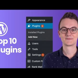 The Top 10 Wordpress Plugins for the end of 2020