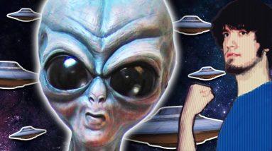 Top 10 Alien Easter Eggs in Video Games! - PBG