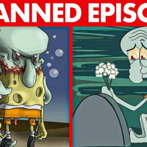 Top 10 Banned Cartoon Episodes