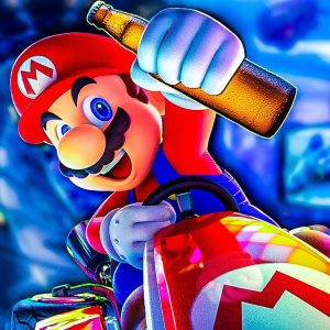 Top 10 Best Video Games to Play While Drunk