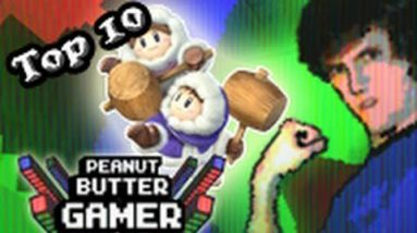 Top 10 Climbers in Video Games!