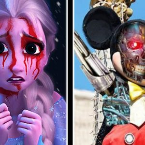 Top 10 Cursed Disney Theories That Will Ruin Your Childhood | Montage