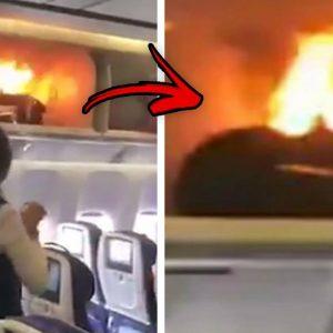 Top 10 Dark Things Revealed By Flight Attendants