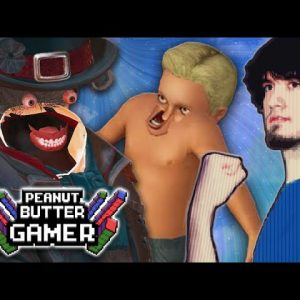 Top 10 Funniest Glitches in Video Games! - PBG