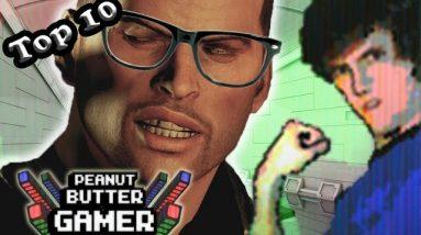 Top 10 Jerks in Video Games!