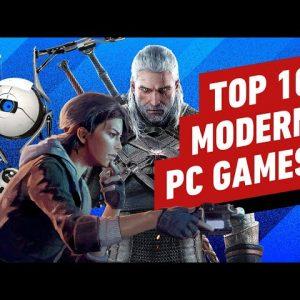 Top 10 Modern PC Games