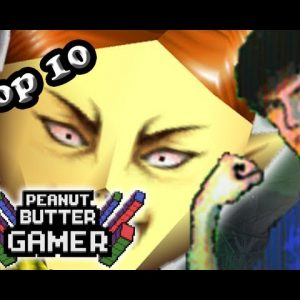 Top 10 Scariest Enemies in Video Games!