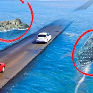 Top 10 Scariest Roads You Should Never Drive On
