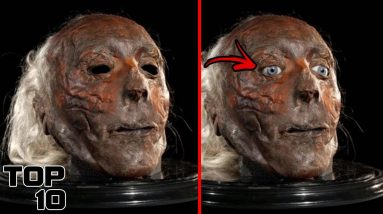 Top 10 Scary Ancient Egyptian Mummy Curses