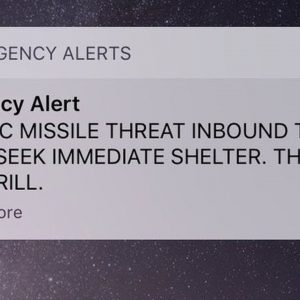 Top 10 Scary Emergency Broadcast Alerts