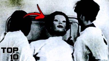 Top 10 Scary Real Life Creepypastas