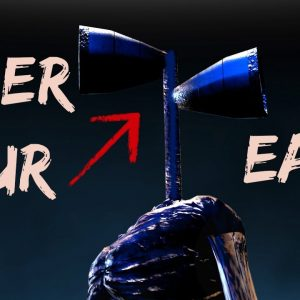 Top 10 Scary Sirenhead Facts - Part 3
