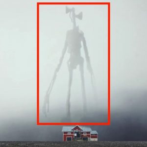 Top 10 Scary Sirenhead Real Life Sightings -  Part 5