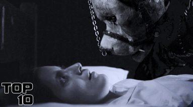 Top 10 Scary Sleep Phenomena