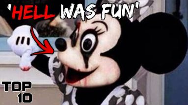 Top 10 Scary Things Told By Disney Employees - Part 2