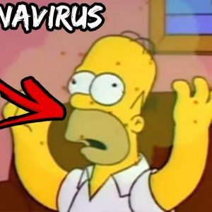 Top 10 Simpsons Predictions That Might Come True In 2020 - Part 2