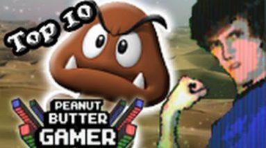 Top 10 Suckiest Enemies in Video Games!