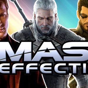 Top 10 Things You'll Like if You Enjoy Mass Effect