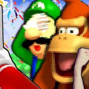 Top 10 WORST Mario Party Mini-Games! - PBG