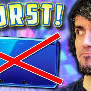 Top 10 WORST Nintendo 3DS Games - PBG