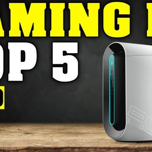 TOP 5: Best Gaming PC 2020