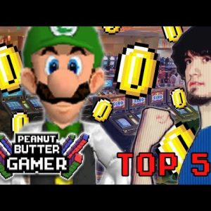 Top 5 Gamblings in Video Games! - PBG