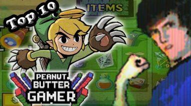 Top 5 Zelda Items!